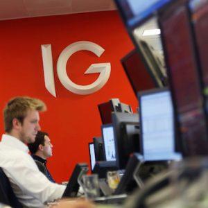 IG, el mayor proveedor de CFD